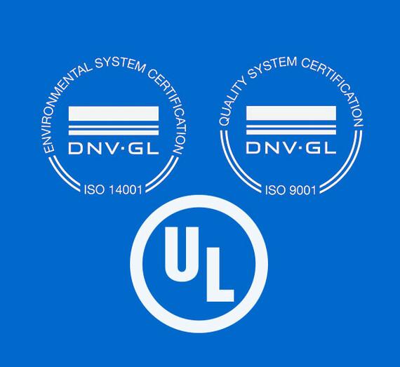 Produzione motori elettrici certificati