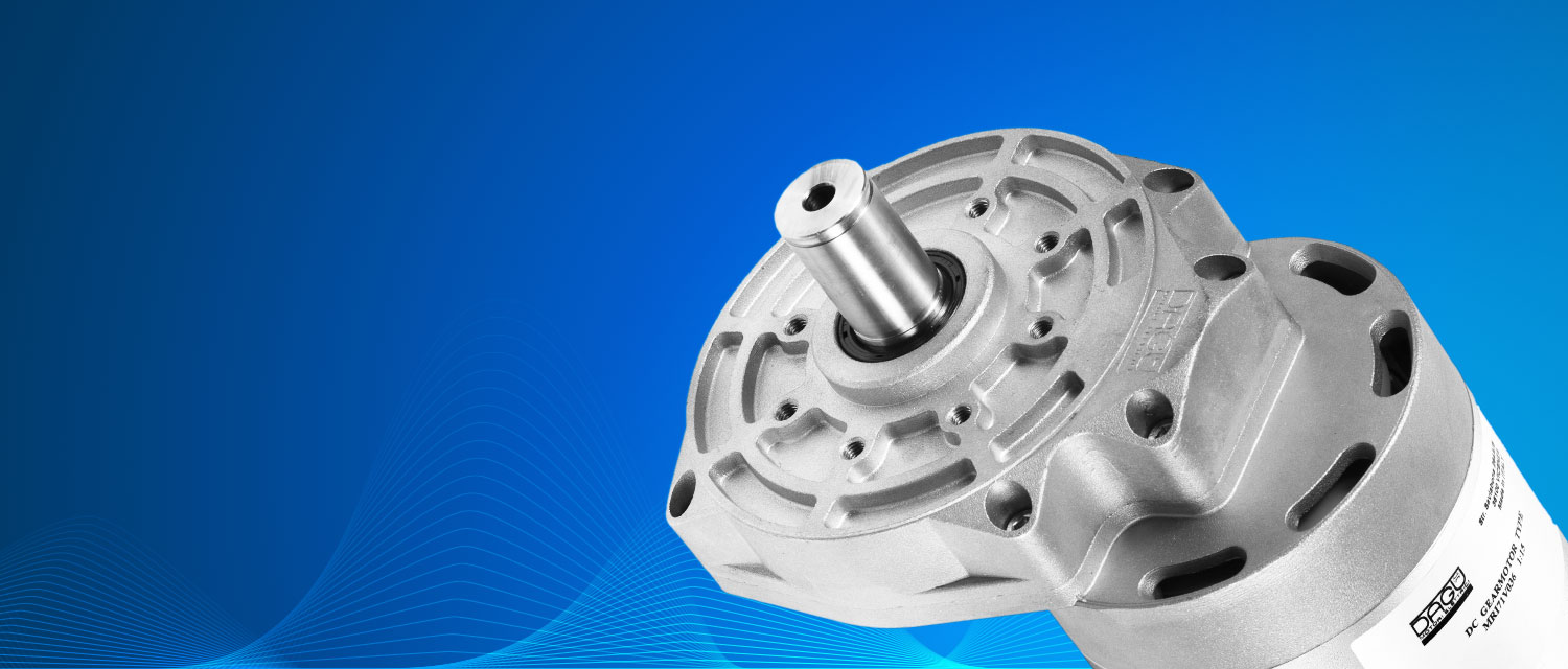 Dagu - Electric motors and Gearboxes manufactoring
