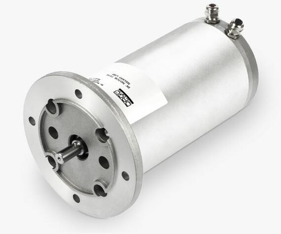 ME63 - Motore elettrico non ventilato